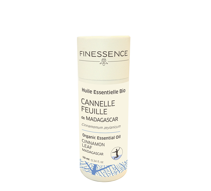 Huile essentielle cannelle feuille