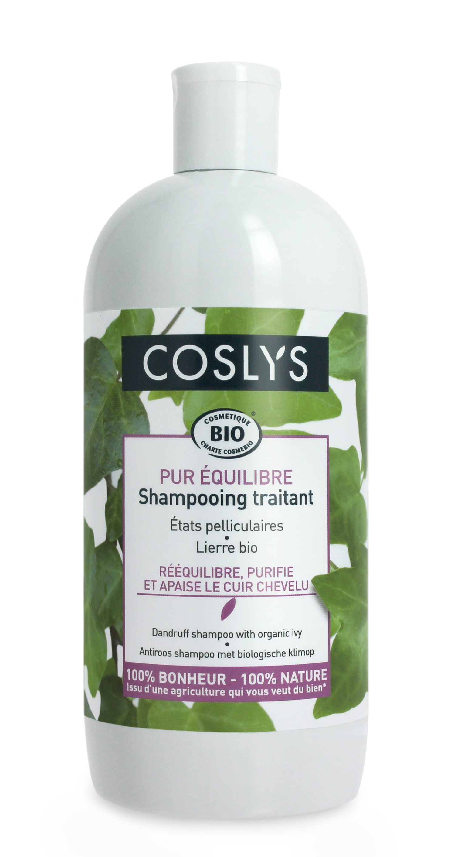 Shampooing coslys for Antipelliculaire maison